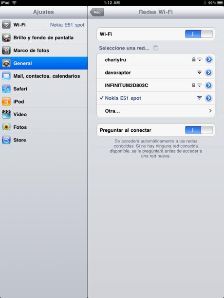 thettering telcel 3G wifi ipad apple