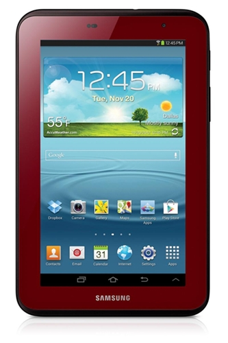 The-Garnet-Red-Samsung-Galaxy-Tab-2-7-0