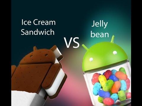 ice+cream+sandwich+vs+jellybean