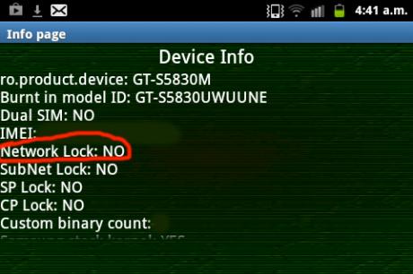 Cómo rootear y liberar el celular Samsung Galaxy Ace S5830M, L, C, I