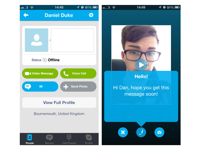 Skype-Video-Messaging