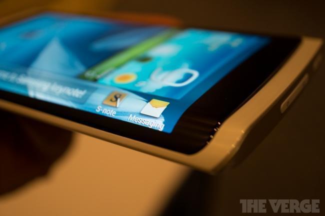 Samsung Youm con pantalla flexible