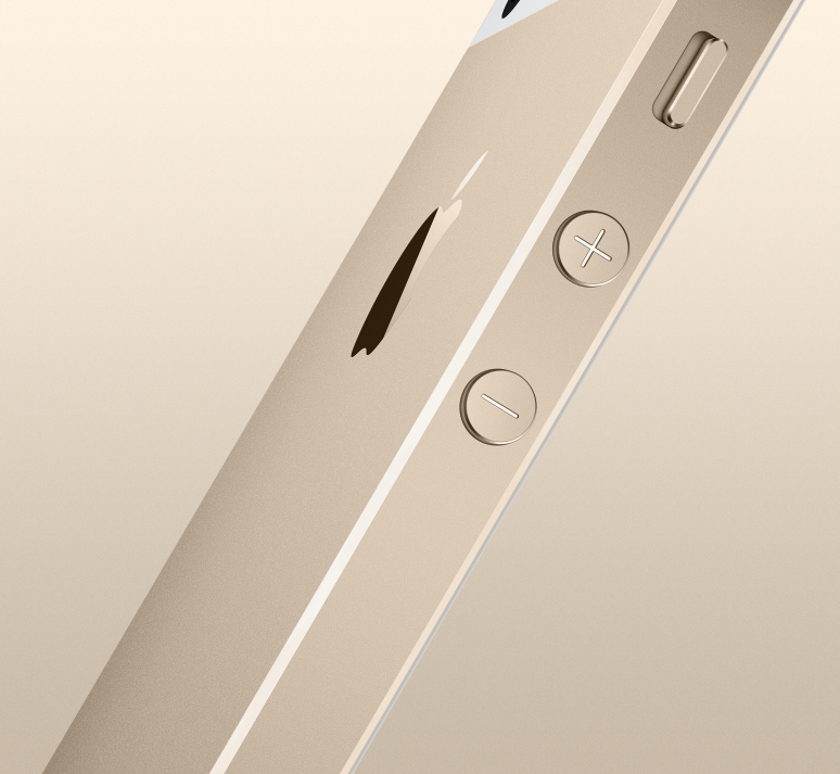 dorado-iPhone-5s
