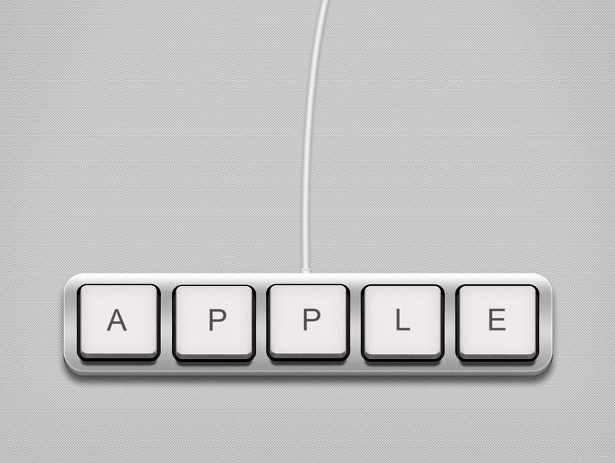 3dbb8__Mini-Apple-Keyboard-Wallpaper